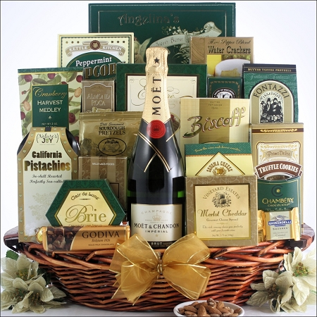 Wine & Champagne Gifts & Baskets