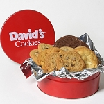 Fresh Baked Cookies - 1 lb. Tin Assorted
