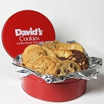 Fresh Baked Cookies - 2 lb. Tin Assorted