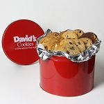 Fresh Baked Cookies - 4 lb. Tin Assorted
