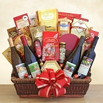 California Splendor Wine Gift Basket