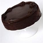 Chocolate Satin Cake 10