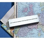 Dare To Dream Inspirational Paperweight