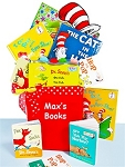 Dr. Seuss Library Gift Basket