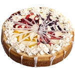 Fruit Cheesecake Sampler