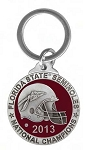 The Florida State 2013 Football National Champions Key Chain
