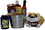 The Louisiana State University Tailgate Grilling Gift Basket