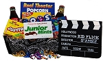 Kid Flicks Movie Gift Basket