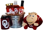 University of Oklahoma Tailgate Grilling Gift Basket
