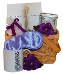 Rush Hour Spa Gift Basket