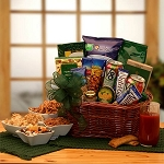 Heart Healthy Gourmet Gift Basket