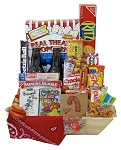 Sweet Nostalgia Candy Gift Basket