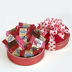 Ghirardelli Chocolate Lover's Valentine's Surprise Gift Basket