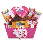 San Francisco Valentine's Day Gift Basket