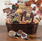 International Gourmet Collection Gift Basket