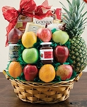 CEO Gift Basket with Fruit
