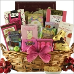 Divine Easter Sweets: Chocolate & Sweets Easter Gift Basket