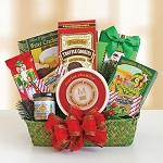 Holiday Evergreen Snack Delights