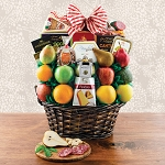 Italian Fruit Gift Basket