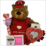 LOVE LETTERS: VALENTINE'S DAY GIFT BASKET FOR KIDS