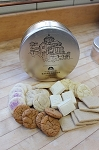 Monastery Baked Goods Cookie Assortment Tin