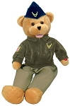 American Hero Air Force Bear