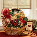 Snack Attack Snack Gift Basket
