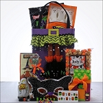 Sparkly and Spooky Fun: Halloween Gift Basket - Tween Girl Ages 9-12