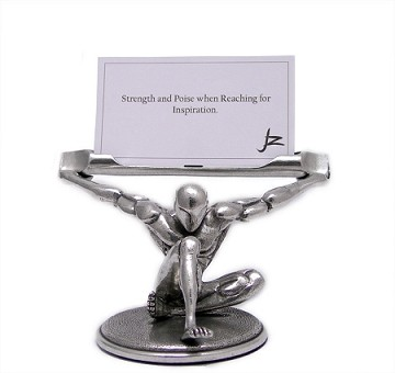 Atlas Business Card Holder