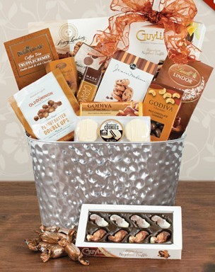 Great Gourmet Temptations Gift Basket