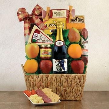"""Sorry For Your Loss"" Sympathy Gift Basket"