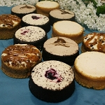 Assorted Mini Cheesecakes - 12 pc