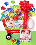Baby Einstein Play Time Wagon