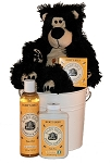 The Bears and The Bees Baby Spa Gift Basket