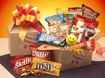 Treats For Troops Military Care Package Gift Basket