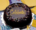 Celebration Cake with Party Pack 10