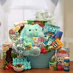 Carrot Patch Petes Easter Goodies Gift Pail