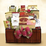 Forever in Your Heart Sympathy Gift Basket