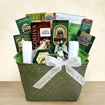 Irish Wake Sympathy Basket