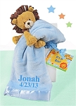 Little Lion Gift Box-Blue
