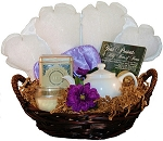 Peaceful Moments Relaxation Spa Gift Basket