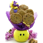 Smiley Face Cookie Gift planter