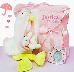 Stork Delivery Gift Set-Girl