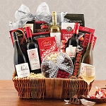 Wines Of The World Gift Basket