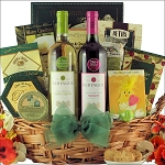 Beringer California Collection Duet: Easter Wine Gift Basket