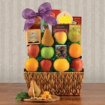 Birthday Greetings Gift Basket