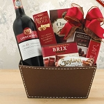 Cabernet and Chocolate Combo Basket