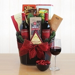 California Red Wine Holiday Surprise