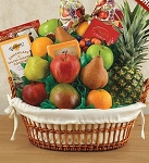 Wonderful Fruit Gift Basket