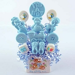 Cuddle Up Lollipop Bouquet